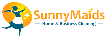 SUNNY MAIDS CLEANING SERVICES logo