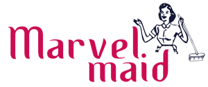 MARVEL MAID CLEANING SERVICES  logo