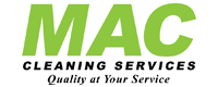 MAC Cleaning Services logo