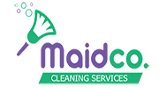 MAIDCO CLEANING SERVICES  logo