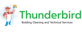 Thunderbird Cleaning Services logo