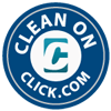 CLEAN ON CLICK SERVICES logo