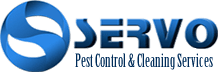SERVO PEST CONTROL AND BUILDING CLEANING SERVICES logo