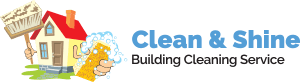CLEAN AND SHINE logo
