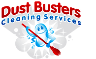 DUST BUSTERS CLEANING SERVICES logo