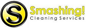 SMASHING CLEANING SERVICES  logo