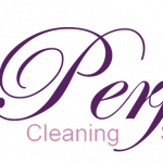 PERFECTLY CLEANING SERVICES logo