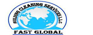 FAST GLOBAL BUILDING CLEANING SERVICES  logo