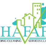 SHAFAF BUILDING CLEANING SERVICES  logo