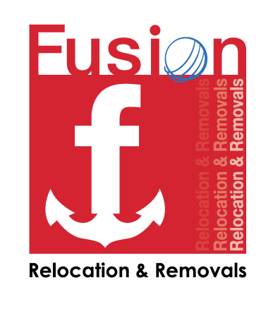 Fusion Relocations logo