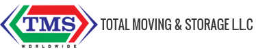 TOTAL MOVING AND STORAGE logo