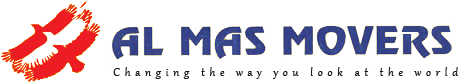 Al Mas Movers logo