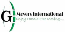 G-Movers International logo