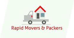 Rapid Movers & Packers logo