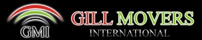 Gill Movers logo