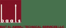 بيت الأمواج للخدمات الفنية  شعار
