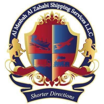 Al Mesbah Al Zahabi Shipping Services logo