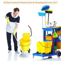 Al Razi General Maintenance & Cleaning Service LLC logo