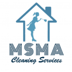 MSMA Cleaning Services logo