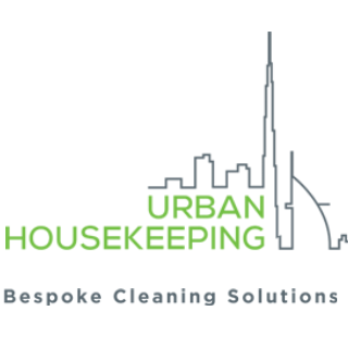 Urban House Keeping  logo