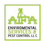 Aifa Pest Control logo