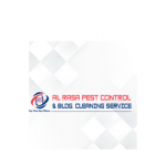 AL RASA PEST CONTROL & BLDG. CLEANING SERVICES logo
