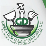 Green Dark Cleaning Services L.L.C. logo