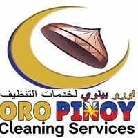 Oro Pinoy Cleaning Services logo