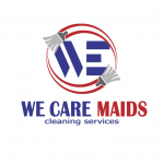 We Care Maids Cleaning Services logo