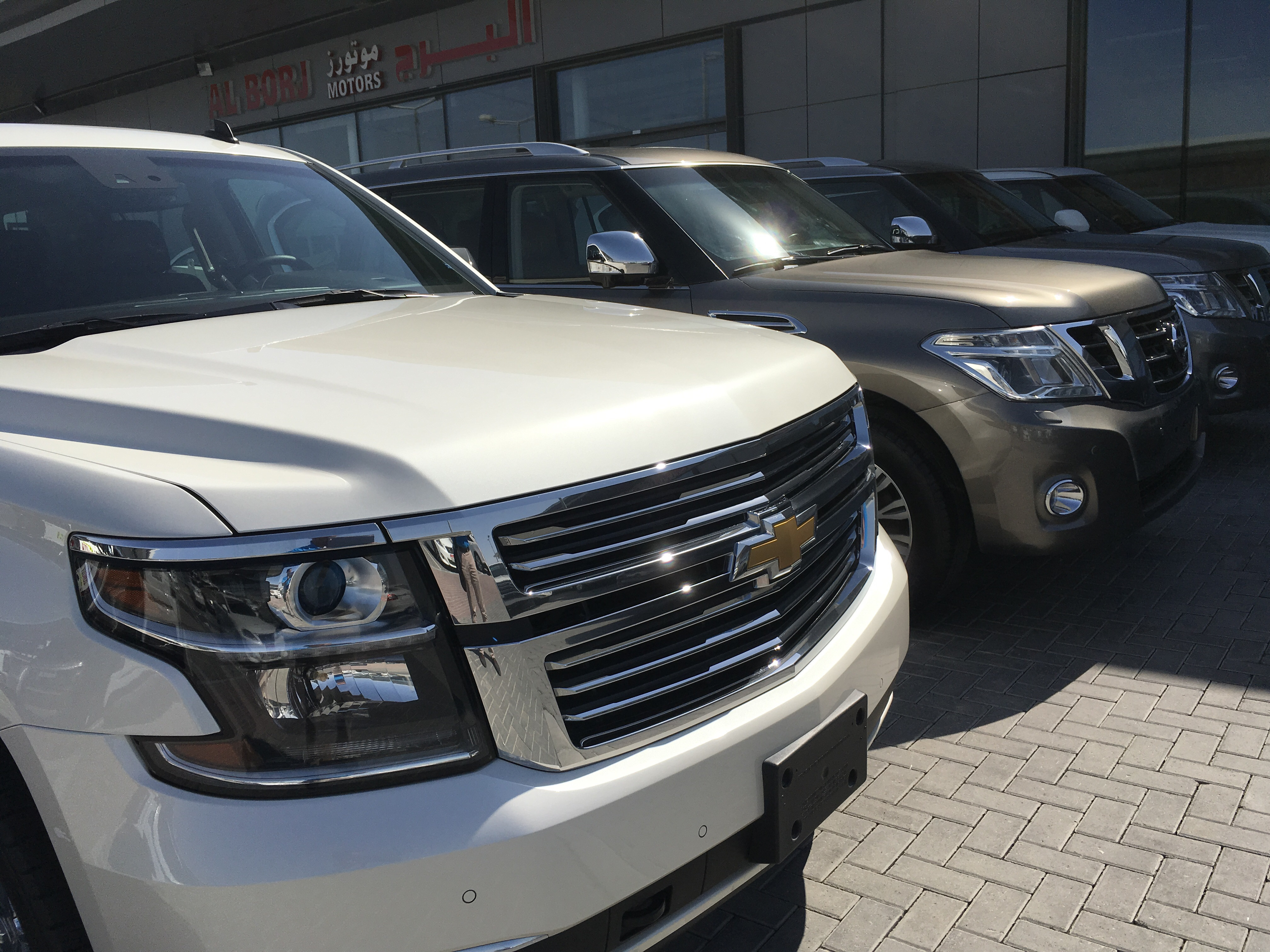About Us Al Bayan Motors