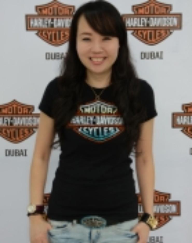 Harley Davidon Dubai 2