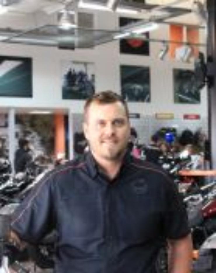 Harley Davidon Dubai 4