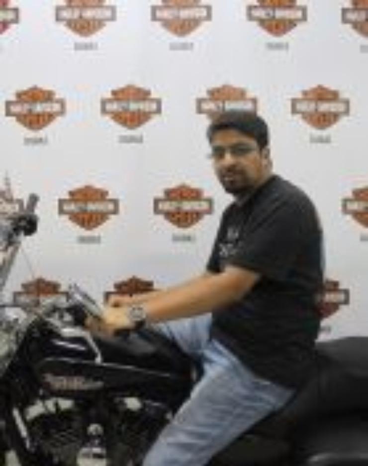 Harley Davidon Dubai 3