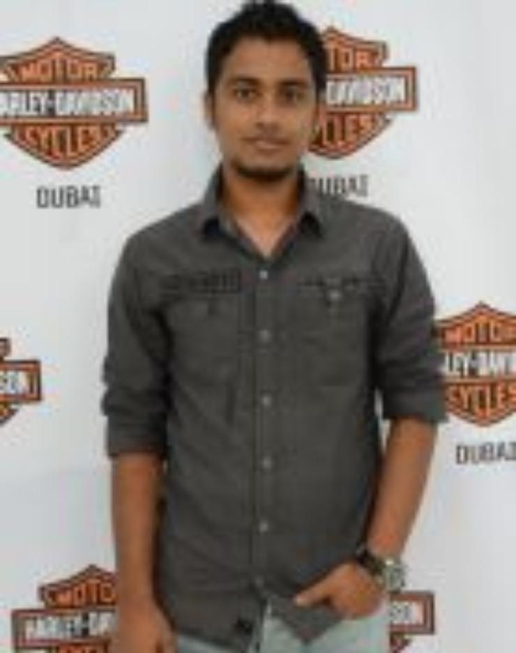 Harley Davidon Dubai 7