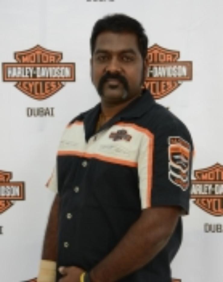 Harley Davidon Dubai 6