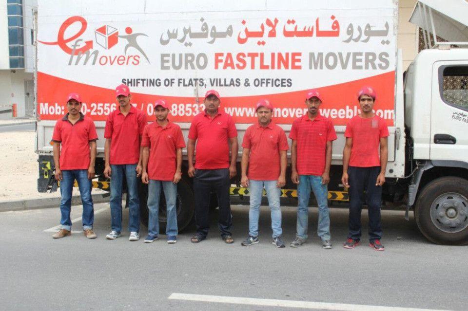 يوروا فاست لاين للشحن دبي 3
