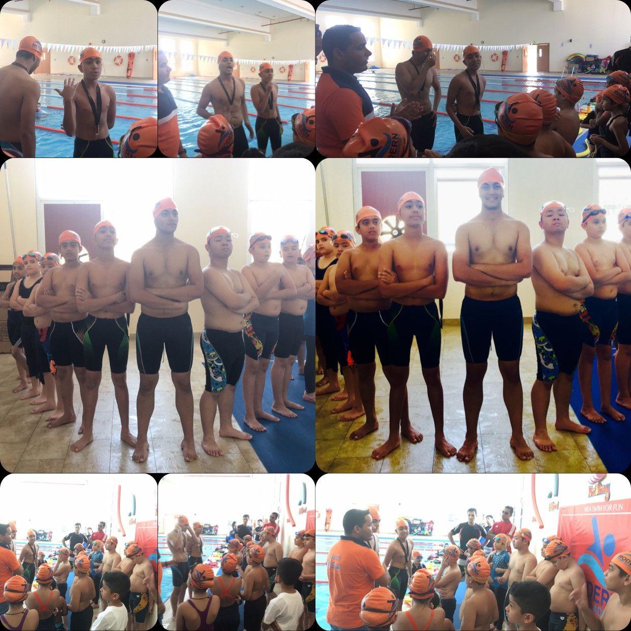 Modern Swim Academy  2