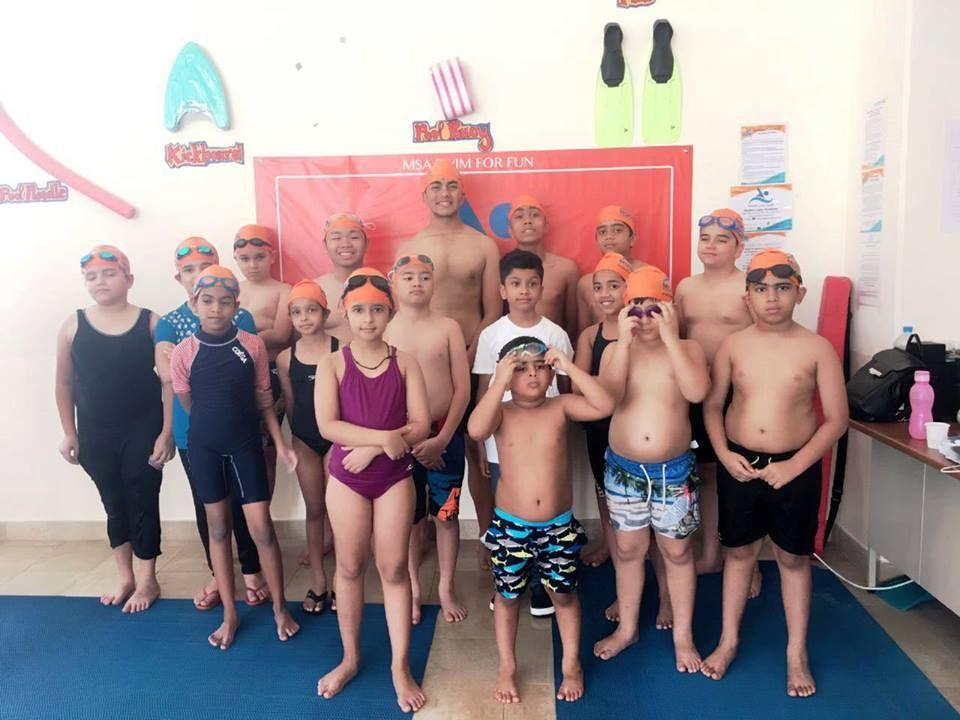 أكاديمية مودرن لتعليم السباحة 4
