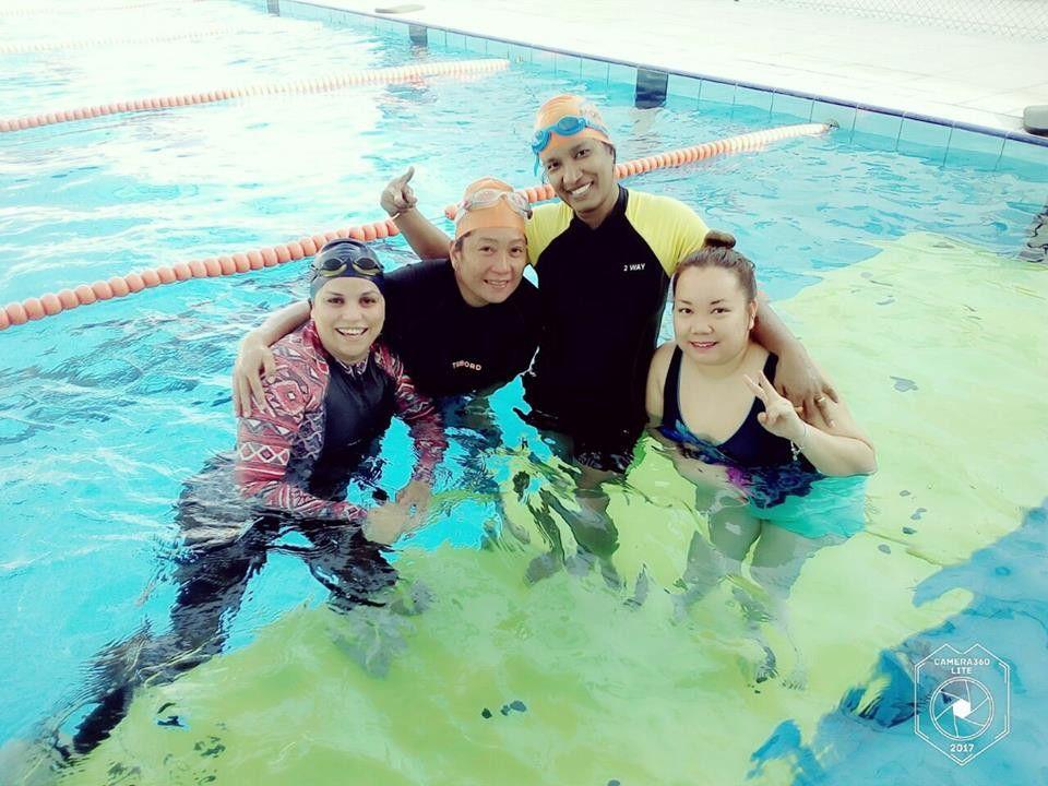 أكاديمية مودرن لتعليم السباحة 5