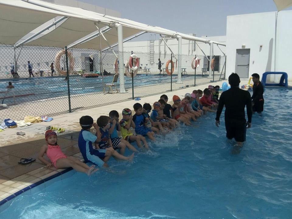 أكاديمية مودرن لتعليم السباحة 7