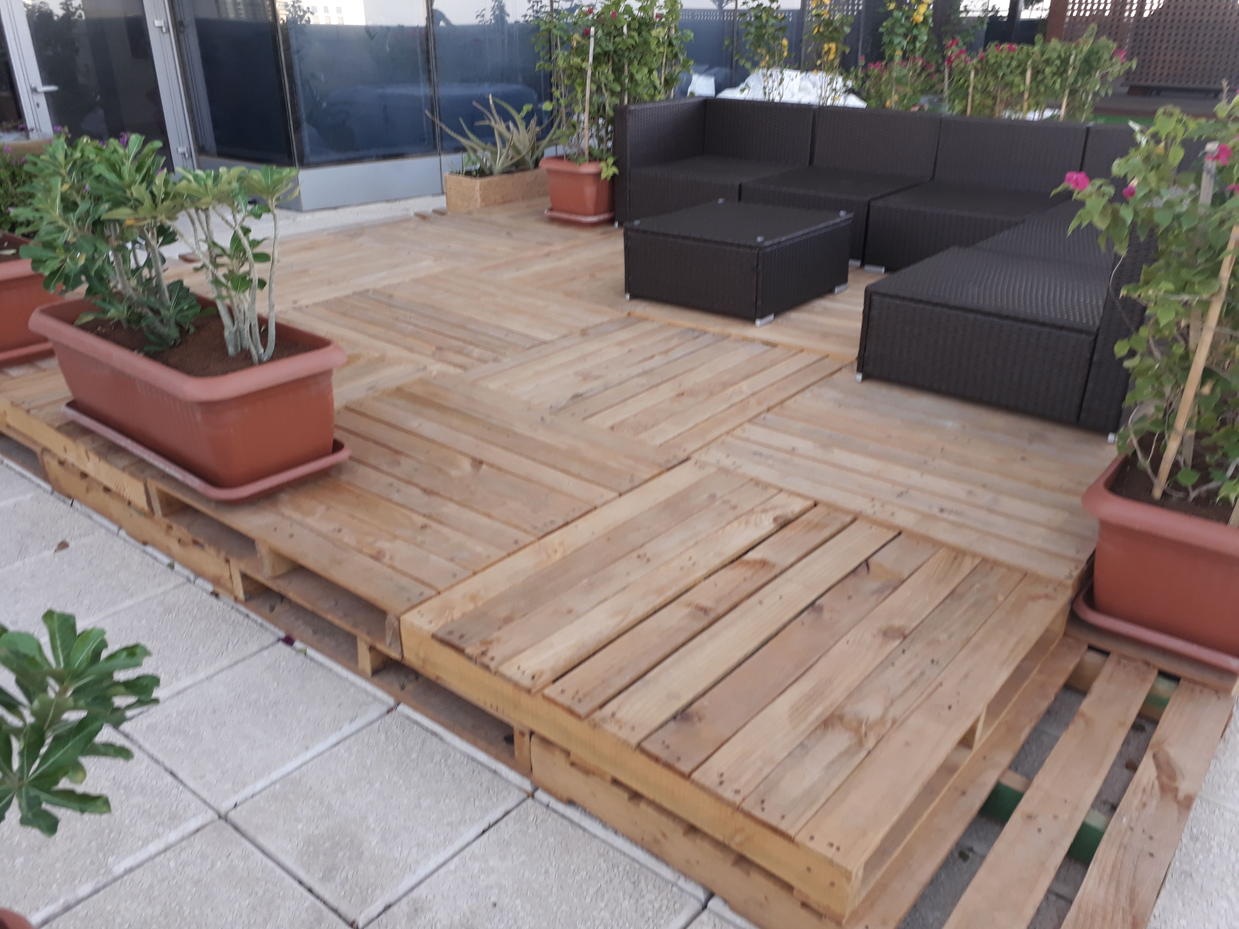 Wooden Pallets 0555450341 6