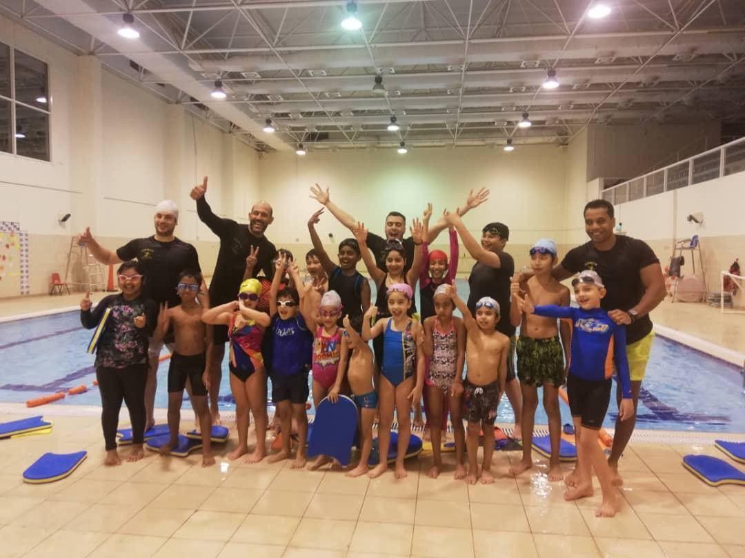 Al Qemah Sports Academy 2