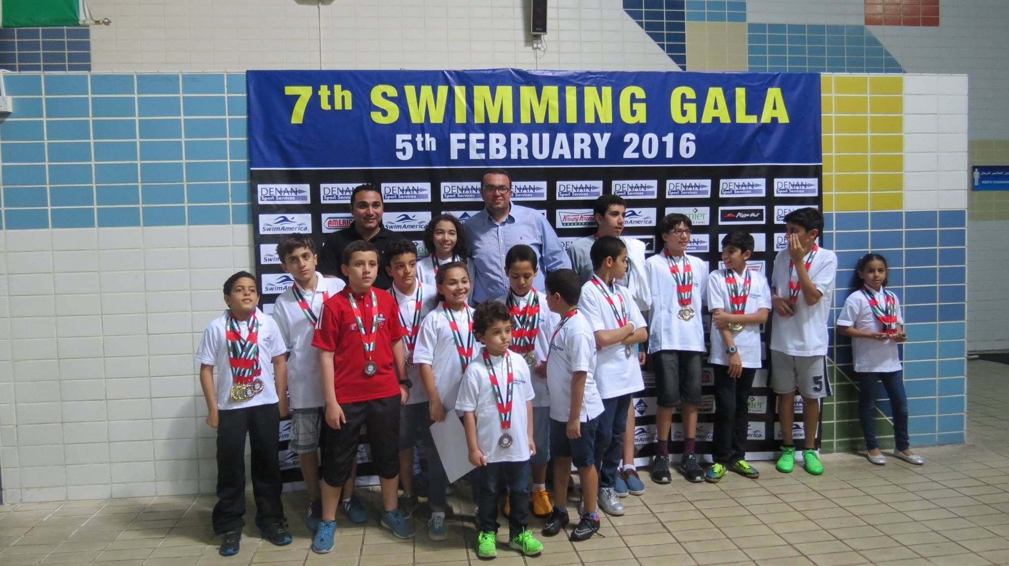Swim America 1