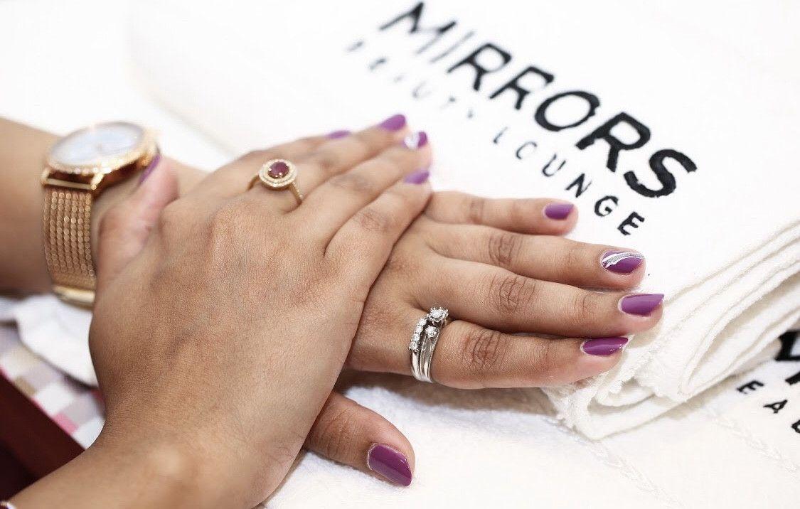 Mirrors Beauty Lounge 5