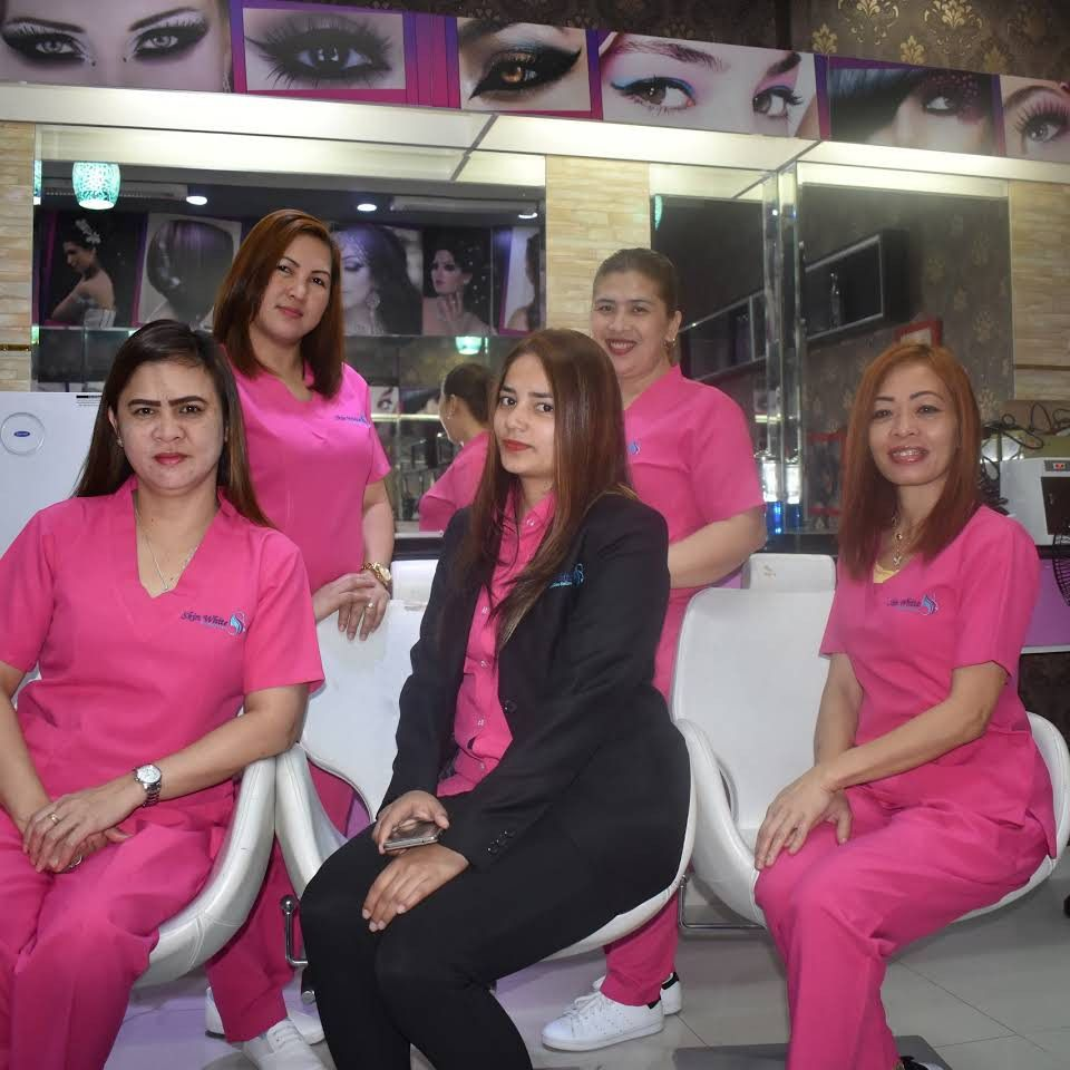 Skin White Ladies Salon 3