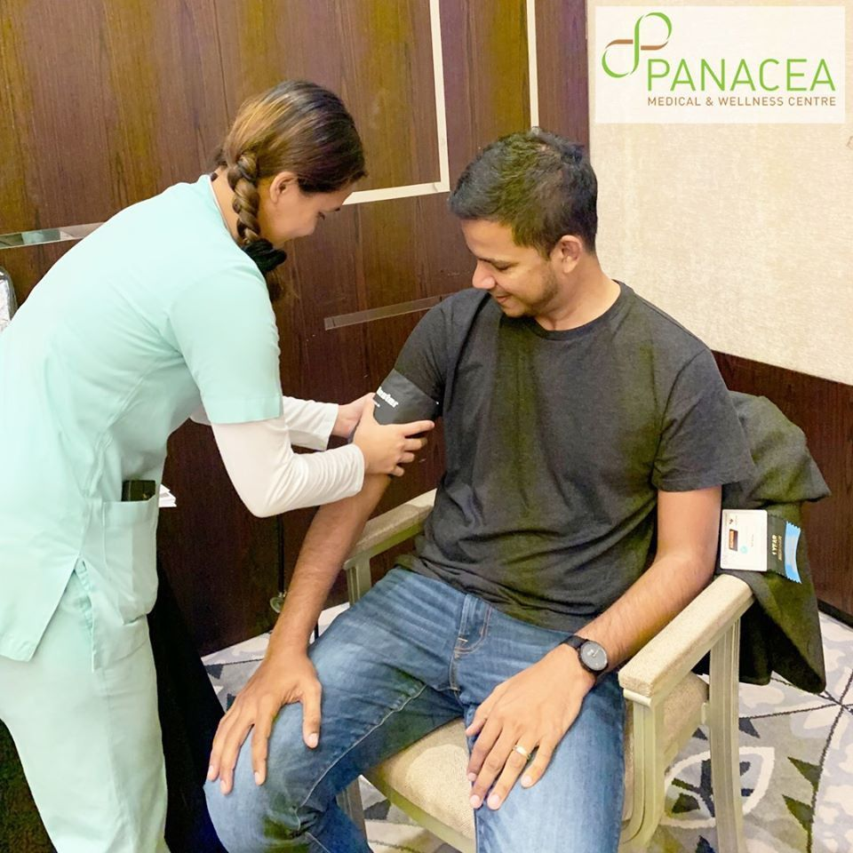 مركز باناسيا للطب والصحة 3