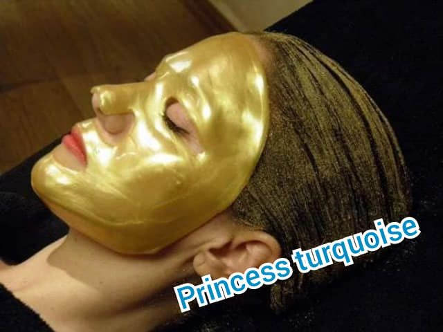 Princess Turquoise Beauty Ladies Salon 2