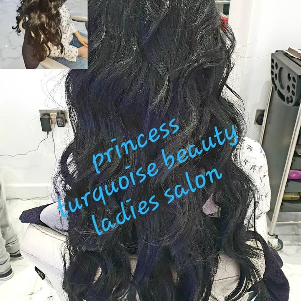 Princess Turquoise Beauty Ladies Salon 4