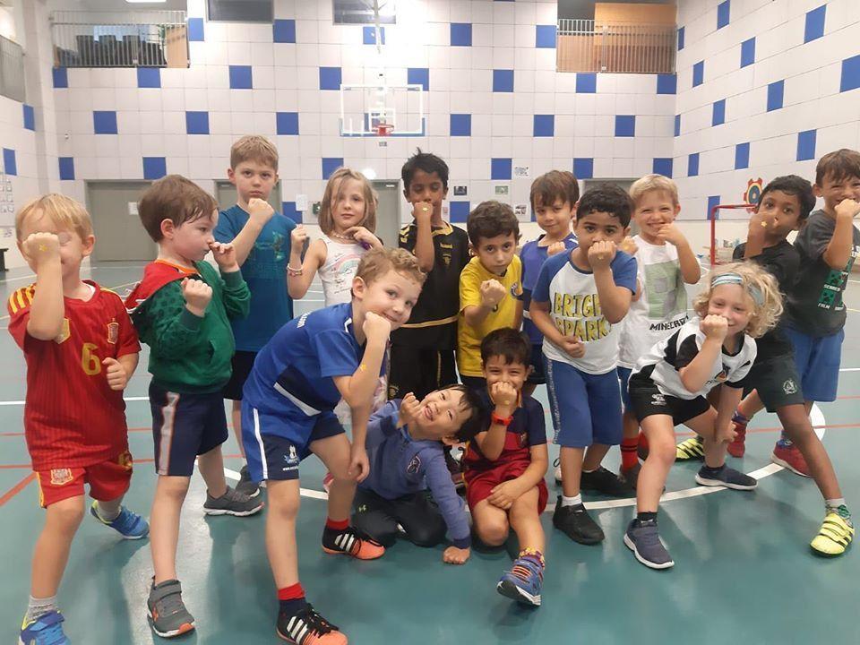 Soccerkids Sports Academy  0
