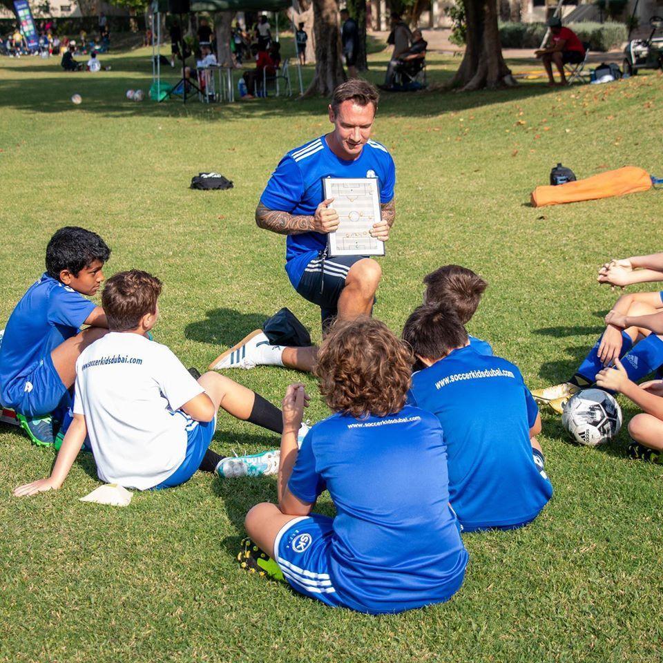 Soccerkids Sports Academy  1